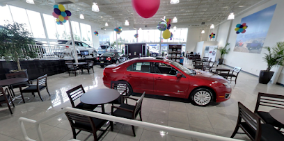 Harris Ford Lincoln