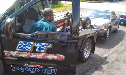 Towing Seattle – A ROSE Towing