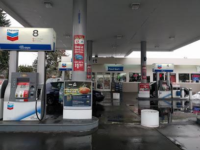 Chevron Seattle