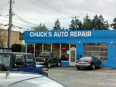 Chuck's Auto Repair – Shoreline