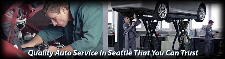 Seattle Auto Service Center