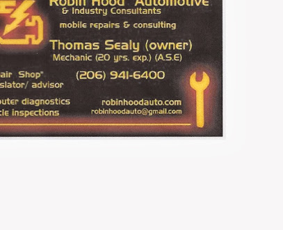 Robin Hood Automotive & Industry Consultant
